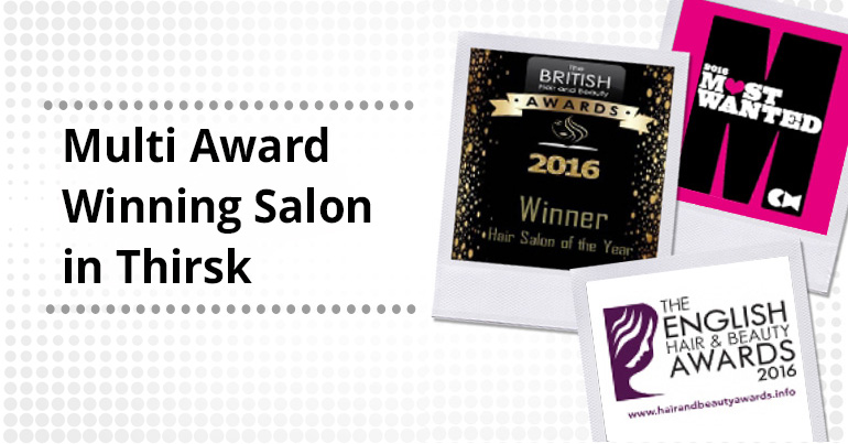 award winning salon thirsk