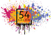 Salon 54 Logo